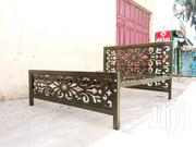 Metal Bed 5 by 6 Ft | Furniture for sale in Nairobi, Harambee