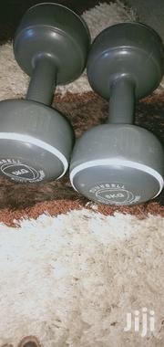 Weights 4kg And 5kg Each | Fitness & Personal Training Services for sale in Nairobi, Karen