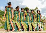 Made-To-Measure African /Ankara Brides Maids Dresses | Wedding Wear for sale in Nairobi, Nairobi Central