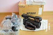 Canon XF200 HD Camcorder 50 Mb/S 20x Zoom | Cameras, Video Cameras & Accessories for sale in Mombasa, Bamburi