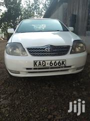 Toyota Corolla 2001 White | Cars for sale in Nakuru, Naivasha East