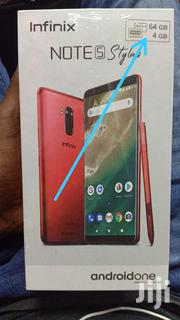 New Infinix Note 5 Stylus 64 GB   Mobile Phones for sale in Nairobi, Nairobi Central