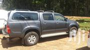 Toyota Hilux 2012 2.5 D-4D 4X4 SRX Gray | Cars for sale in Nairobi, Karura
