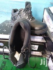 Slightly. Used Safety Boots | Shoes for sale in Mombasa, Changamwe