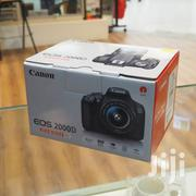 Brand New Canon 2000D at Shop With Warranty | Photo & Video Cameras for sale in Nairobi, Nairobi Central