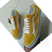 Yellow Skater Vans | Shoes for sale in Nairobi, Nairobi Central