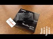 Brand New Canon Power Shot G7X Mark II at Shop With Warranty   Cameras, Video Cameras & Accessories for sale in Nairobi, Nairobi Central