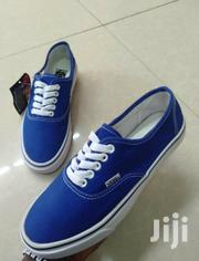Blue and White Vans | Shoes for sale in Nairobi, Nairobi Central