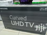 "49"" Curved Smart Tv 