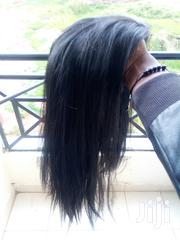 Long Semi Human Wig With a Frontal Lace | Hair Beauty for sale in Nairobi, Nairobi Central