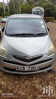 Toyota Ractis 2007 Silver | Cars for sale in Nairobi, Kasarani