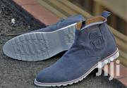 Grey Sued Men Chelsea Boots | Shoes for sale in Nairobi, Nairobi Central