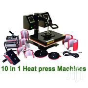 5 In 1 Heat Press Sublimation Machine | Printing Equipment for sale in Nairobi, Nairobi Central