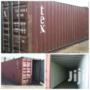 40 Foot Used Shipping Container | Manufacturing Equipment for sale in Nairobi, Embakasi