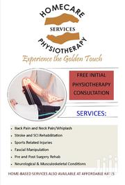 Homecare Physiotherapy Services | Health & Beauty Services for sale in Nairobi, Zimmerman