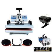 Combo 8 In 1 Heat Press Sublimation Machine | Printing Equipment for sale in Nairobi, Nairobi Central