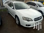 Subaru Legacy 2006 White | Cars for sale in Nairobi, Umoja II