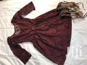 Maroon Lace Dress | Clothing for sale in Nairobi, Nairobi Central