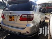 Toyota Fortuner 2009 Silver   Cars for sale in Nairobi, Kilimani