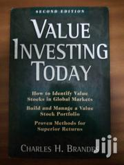 Value Investing Today | Books & Games for sale in Nairobi, Kasarani
