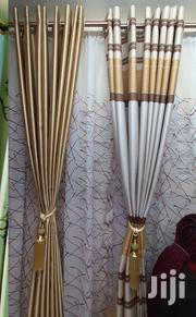 Golden Brown Theme Curtains, Sheer Available Too   Home Accessories for sale in Nairobi, Nairobi Central