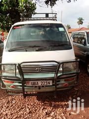 Toyota HiAce 2001 White | Buses & Microbuses for sale in Busia, Ageng'A Nanguba