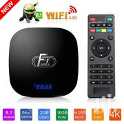 A95X F1 Smart Android TV Box 2gb Ram 16 Gb Rom | TV & DVD Equipment for sale in Nairobi, Nairobi Central
