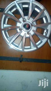 Alloy Rims For Nissan Cars In Size 14 Inch Available | Vehicle Parts & Accessories for sale in Nairobi, Karen
