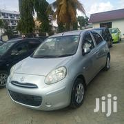 Nissan March 2012 Silver | Cars for sale in Mombasa, Tononoka