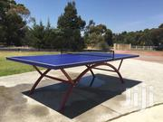 New Rainbow Outdoor SMC Table Tennis Table Weather Resistant   Sports Equipment for sale in Nairobi, Nairobi Central