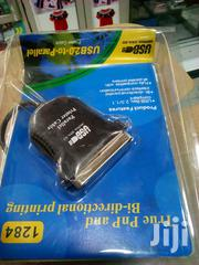 Parallel Printer Cable   Printers & Scanners for sale in Nairobi, Nairobi Central