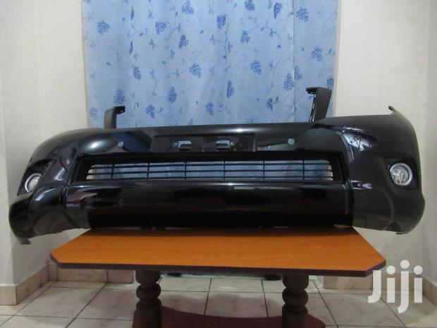 Archive: Front Bumper With Fog Lights Of Prado Tx 2012 Model