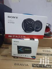 SONY Car Stereo And Powerful Door Speakers   Vehicle Parts & Accessories for sale in Nairobi, Nairobi Central