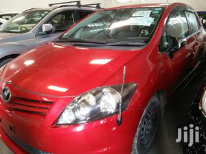 New Toyota Auris 2012 Red