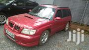 Subaru Forester 2000 Automatic Red   Cars for sale in Nairobi, Nairobi Central