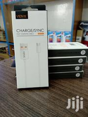 Vidvie Fast Charging Cable For Type C And iPhone | Accessories for Mobile Phones & Tablets for sale in Nairobi, Nairobi Central