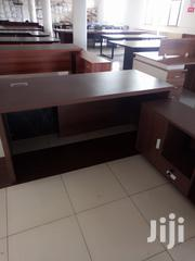 L Shaped Modern Executive Office Desk With Drawer | Furniture for sale in Nairobi, Nairobi Central