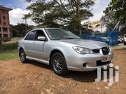 Subaru Impreza 2006 2.0 R Sedan Silver | Cars for sale in Nairobi, Nairobi Central