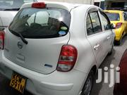 Nissan March 2012 White | Cars for sale in Mombasa, Majengo