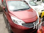 Nissan Note 2013 Red | Cars for sale in Mombasa, Majengo