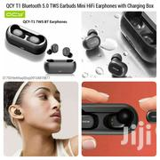 QCY T1 Bluetooth 5.0 TWS Earbuds Mini Wireless Earphones | Headphones for sale in Nairobi, Nairobi Central