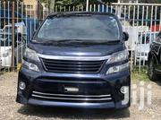 Toyota Vellfire 2012 Blue | Cars for sale in Nairobi, Kilimani