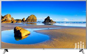 LG Uhd Smart LED TV - Black 86inchs