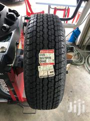 265/70/16 Bridgestone HT Tyre's Is Made In Japan | Vehicle Parts & Accessories for sale in Nairobi, Nairobi Central
