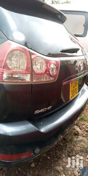 Toyota Harrier 2004 Black | Cars for sale in Busia, Ageng'A Nanguba