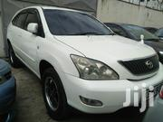 Toyota Harrier 2003 White | Cars for sale in Mombasa, Shimanzi/Ganjoni