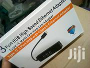 Type C Multi Functional Lan Adapter With Usb | Computer Accessories  for sale in Nairobi, Nairobi Central