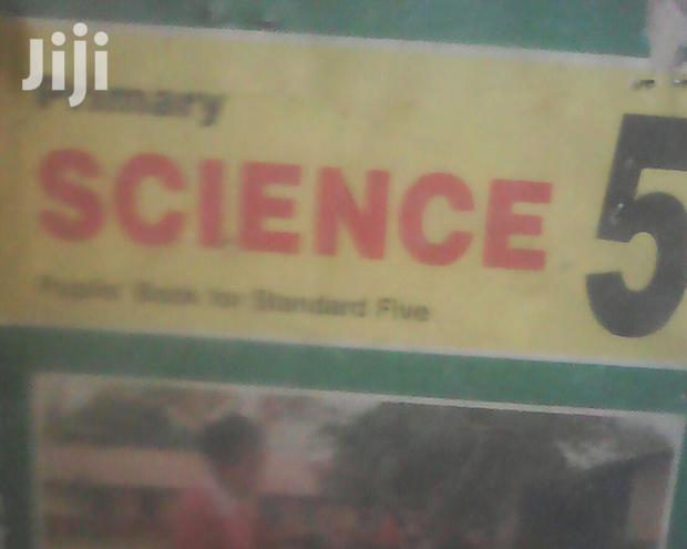 Archive: Primary Science Class 5