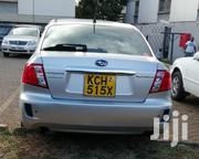 Subaru Impreza 2010 2.5i Premium Sedan Silver | Cars for sale in Nairobi, Nairobi Central
