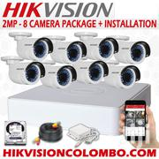 Hikvision 8 Camera Complete Kit | Cameras, Video Cameras & Accessories for sale in Nairobi, Nairobi Central